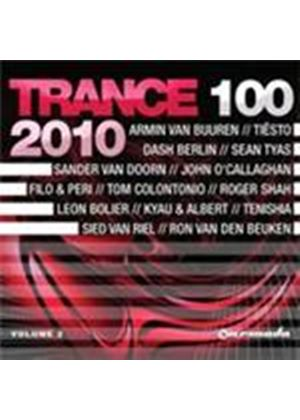 Various Artists - Trance 100 2010 Vol.2 (Music CD)