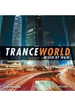 Various Artists - Trance World Vol.10 (Mixed By W&W) (Music CD)