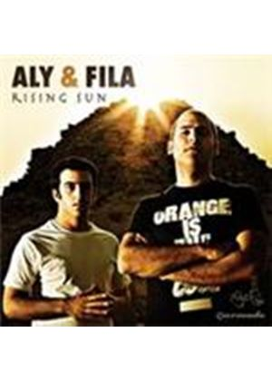 Aly & Fila - Rising Sun (Music CD)