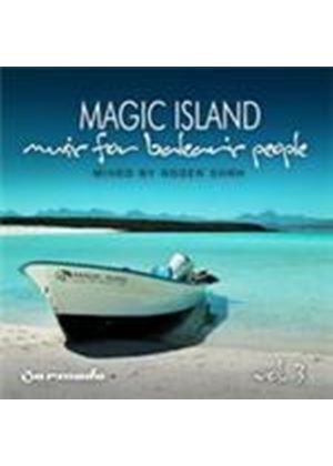 Various Artists - Magic Island Vol.3 (Music For Balearic People/Mixed By Roger Shah) (Music CD)