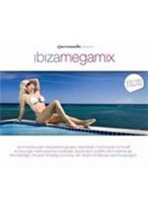 Various Artists - Ibiza Megamix 2010 (Music CD)