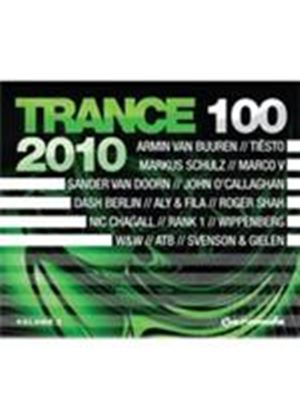 Various Artists - Trance 100 2010 Vol.3 (Music CD)