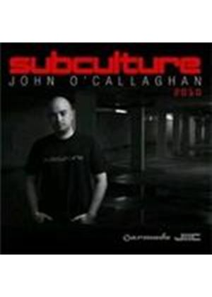 Various Artists - Subculture 2010 (Mixed By John O'Callaghan) (Music CD)