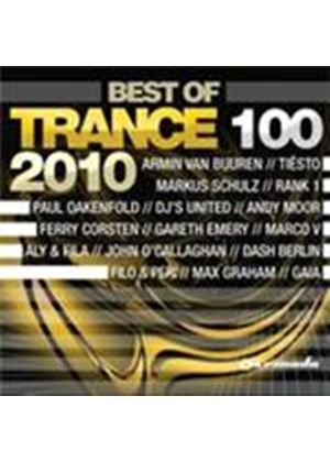 Various Artists - Best Of Trance 100 2010 (Music CD)