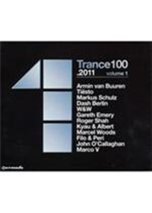 Various Artists - Trance 100 2011 Vol.1 (Music CD)