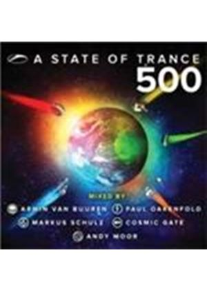 Various Artists - State Of Trance 500 (Music CD)
