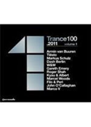 Various Artists - Trance 100 2011 Vol.2 (Music CD)