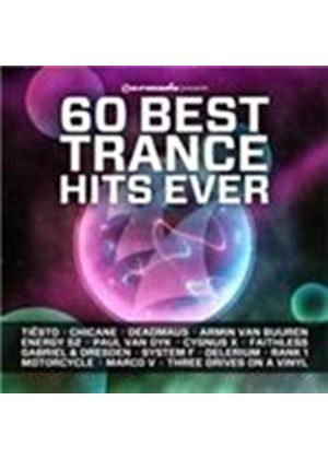 Various Artists - 60 Best Trance Hits Ever (Music CD)