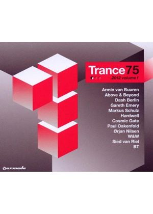 Various Artists - Trance 75, 2012, Vol. 1 (Music CD)