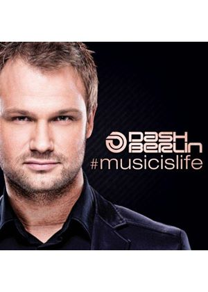 Dash Berlin - musicislife (Music CD)