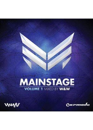 W&W - Mainstage, Vol. 1 (Music CD)