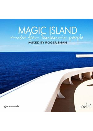Various Artists - Magic Island Volume 4 - Mixed By Roger Shah (Music CD)