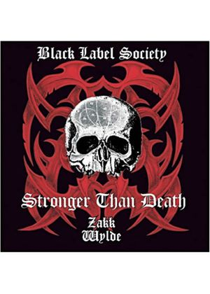 Black Label Society - Stronger Than Death (Music CD)
