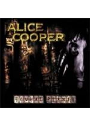 Alice Cooper - Brutal Planet (Music CD)