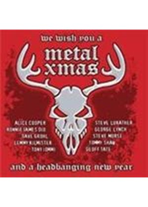 Various Artists - We Wish You A Metal Xmas (And A Headbanging New Year/2011 Edition) (Music CD)