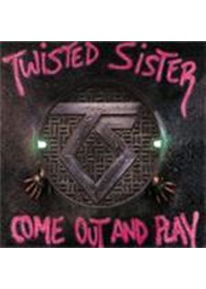 Twisted Sister - Come Out And Play (Music CD)