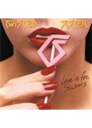 Twisted Sister - Love Is For Suckers (Music CD)