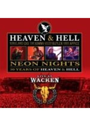 Heaven & Hell - Neon Nights - Live At Wacken (Music CD)