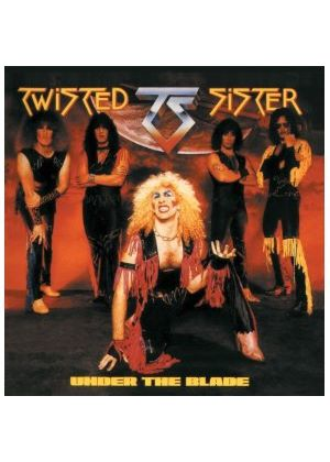 Twisted Sister - Under The Blade (Special Edition/+DVD)