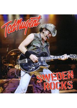 Ted Nugent - Sweden Rocks (Live Recording) (Music CD)