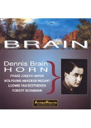 Dennis Brain Plays Horn