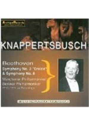 Beethoven: Symphonies Nos 3 & 8