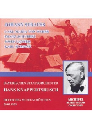Knappertsbusch conducts the Bavarian State Orchestra
