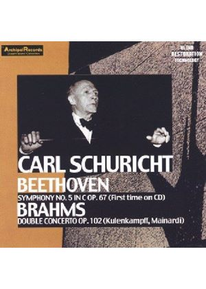 SCHURICHT - CONDUCTS