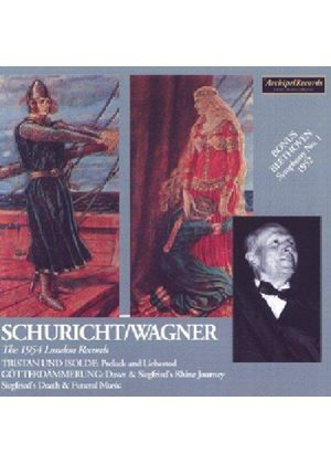Wagner: (The) 1954 London recordings