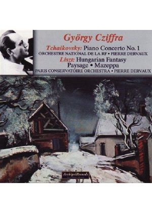Pyotr Il'yich Tchaikovsky - Piano Concerto No.1/Hungarian Fantasy For Piano And Orchestr