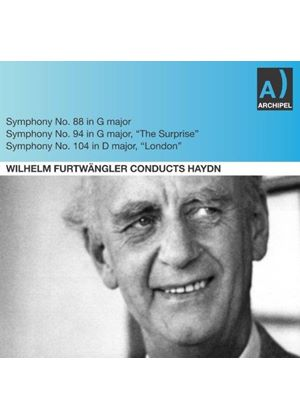"Haydn: Symphony No. 88 in G major; Symphony No. 94 in G major ""The Surprise""; Symphony No. 104 in D (Music CD)"