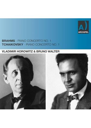 Brahms, Tchaikovsky: Piano Concertos No. 1 (Music CD)