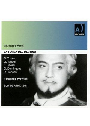 Verdi: La Forza del Destino (Music CD)