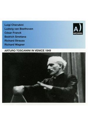 Arturo Toscanini Live in Venice, 1949 (Music CD)