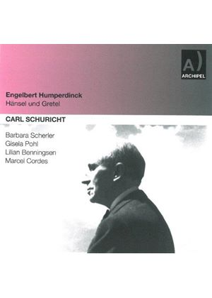 Engelbert Humperdinck: Hänsel & Gretel (Music CD)