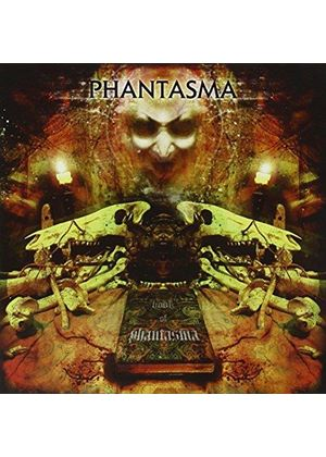 Phantasma - Book Of Phantasma (Music CD)