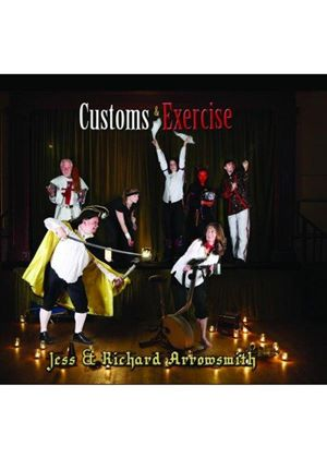 Jess Arrowsmith - Customs & Exercise (Music CD)