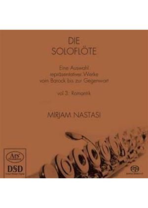 Soloflöte Vol. 3: Romanticism [SACD] (Music CD)