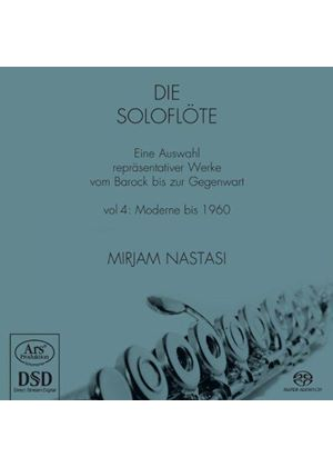Soloflöte Vol. 4: Modern [SACD] (Music CD)