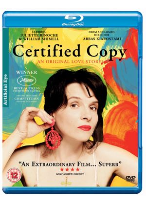 Certified Copy (Blu-ray)