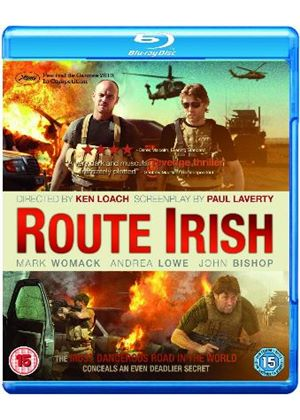 Route Irish (Blu-ray)