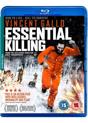 Essential Killing (Blu-Ray)