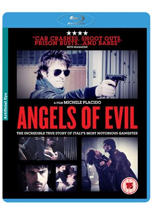 Angels of Evil (Blu-ray)