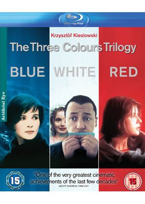 The Three Colours Trilogy (Blu-ray)