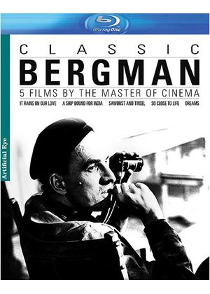 Classic Bergman - It Rains On Our Love / A Ship Bound For India / Sawdust And Tinsel / So Close To Life (Blu-Ray)