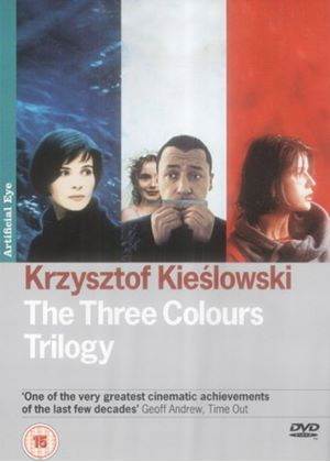 The Three Colours Trilogy (4 Disc)