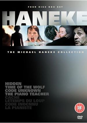 Michael Haneke Collection, The (Four Discs)