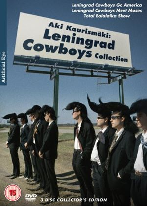 Aki Kaurismaki Collection - Leningrad Cowboys