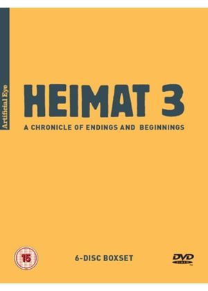 Heimat 3 - A Chronicle Of Endings And Beginnings
