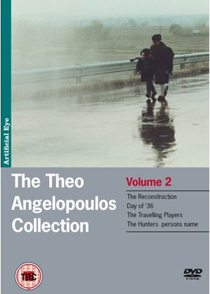 Theo Angelopoulos Collection - Vol.2